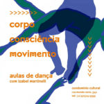 Dance classes - Body, Consciousness and Movement